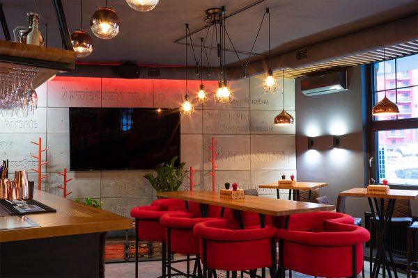 Andersen Pub - Загальна зала - 2